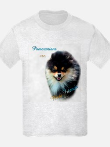 Pomeranian Best Friend 1 T-Shirt