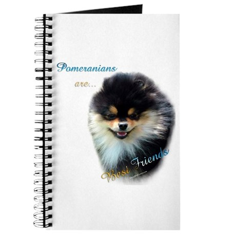 Pomeranian Best Friend 1 Journal