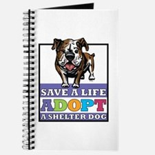 Adopt a Bulldog Journal