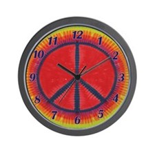 Peace Time Clock