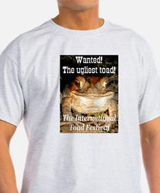 The ugliest toad Ash Grey T-Shirt
