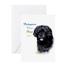 PWD Best Friend 1 Greeting Card
