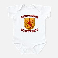Henderson Scottish Infant Bodysuit