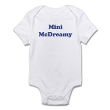 Mini McDreamy Infant Bodysuit