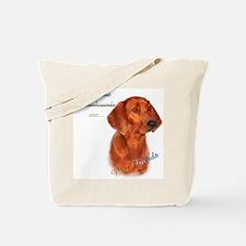 Coonhound Best Friend 1 Tote Bag