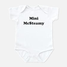 Mini McSteamy Infant Bodysuit