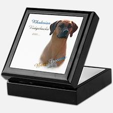 Ridgeback Best Friend 1 Keepsake Box