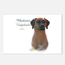 Ridgeback Best Friend 1 Postcards (Package of 8)