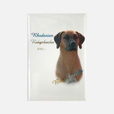 Ridgeback Best Friend 1 Rectangle Magnet