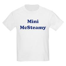 Mini McSteamy T-Shirt