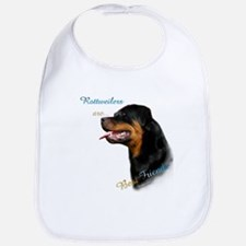 Rottweiler Best Friend 1 Bib