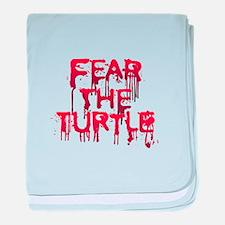 Fear baby blanket