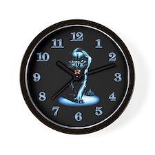 Panther Clock