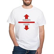 """""""Thinker Doer"""" Shirt"""
