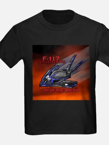 F-117 NightHawk Stealth Fight T