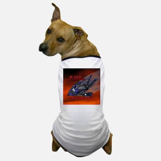 F-117 NightHawk Stealth Fight Dog T-Shirt