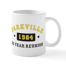 25 Year Reunion Small Mugs