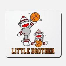 Basketball Monkey Little Brother Mousepad