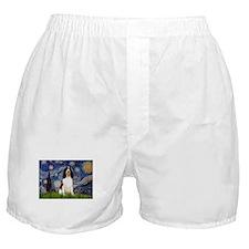 Starry Night & Springer Boxer Shorts