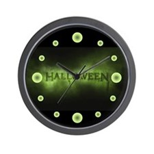 Halloween Clock