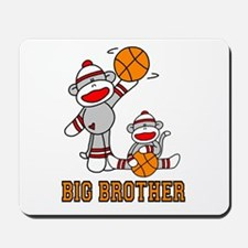 Basketball Monkey Big Brother Mousepad