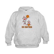 Basketball Monkey Big Brother Hoodie
