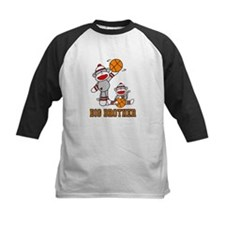 Basketball Monkey Big Brother Tee