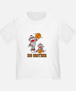 Basketball Monkey Big Brother T