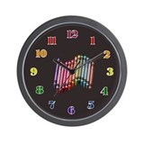 Crayon Wall Clocks