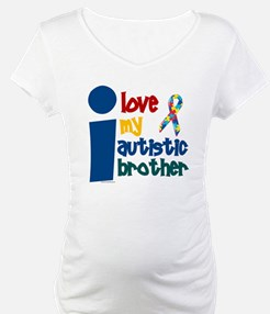 I Love My Autistic Brother 1 Shirt