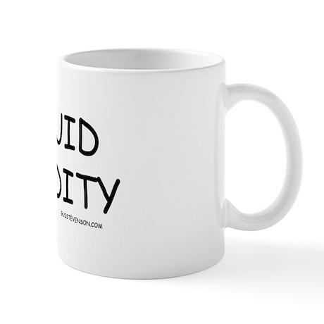 Liquid Lucidity (coffee mug)