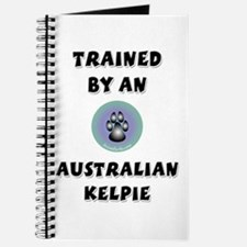 Trained by a Kelpie Journal