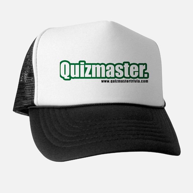 Quizmaster Trucker Hat