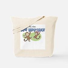 Big Brother - Monkey Tote Bag