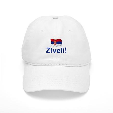 Serbia Ziveli Cap