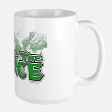 Feel The Force Large Mug