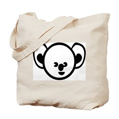 Kola Bear Tote Bag