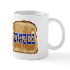Mazel Toast Mug for Coffee Tea or Manischewitz