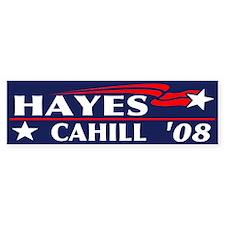 Hayes-Cahill Bumper Bumper Sticker