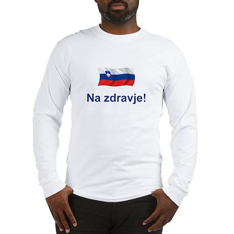 Slovenia Na zdravje Long Sleeve T-Shirt