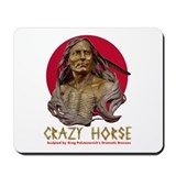 Crazy horse Classic Mousepad