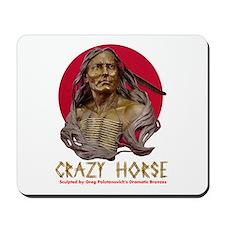 Crazy Horse Mousepad