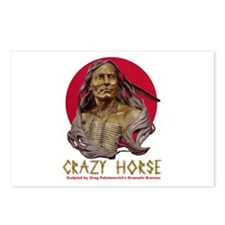 Crazy Horse Postcards (Package of 8)