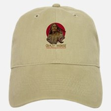 Crazy Horse Baseball Baseball Cap