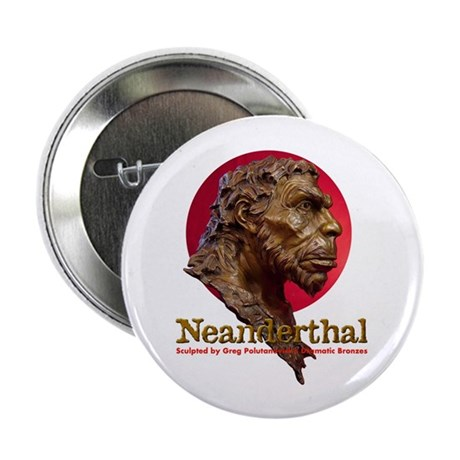 "Neanderthal 2.25"" Button (10 pack)"