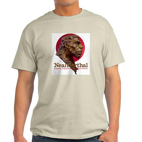 Neanderthal Light T-Shirt