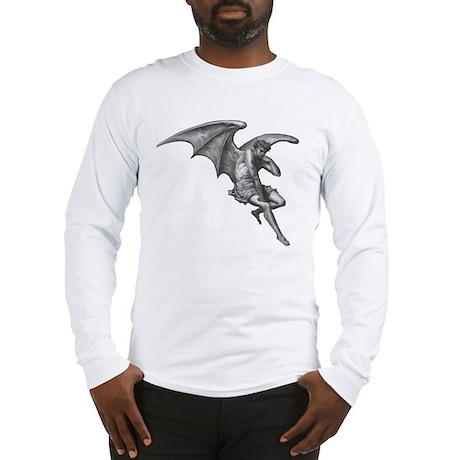 Satan Thinking Long Sleeve T-Shirt