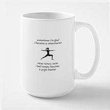 Vet Yoga Master Mug