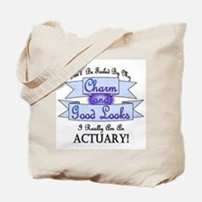 Actuary Really Tote Bag