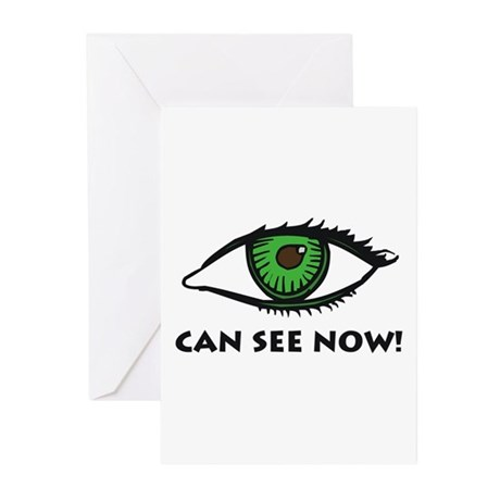 Eye Can See Greeting Cards (Pk of 20)